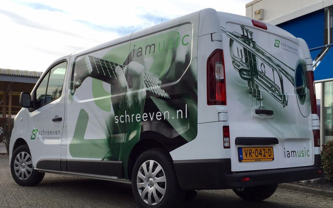 Carwrapping Schreeven