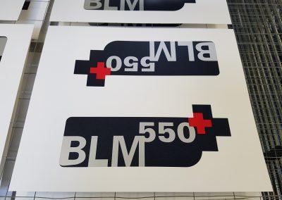 Zeefdrukken BLM