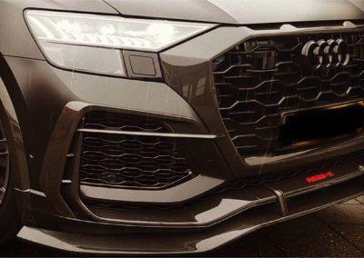 Audi wrappen