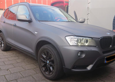 BMW wrappen
